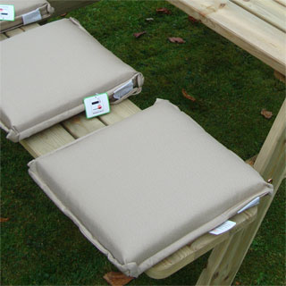 garden small seat pad cushion
